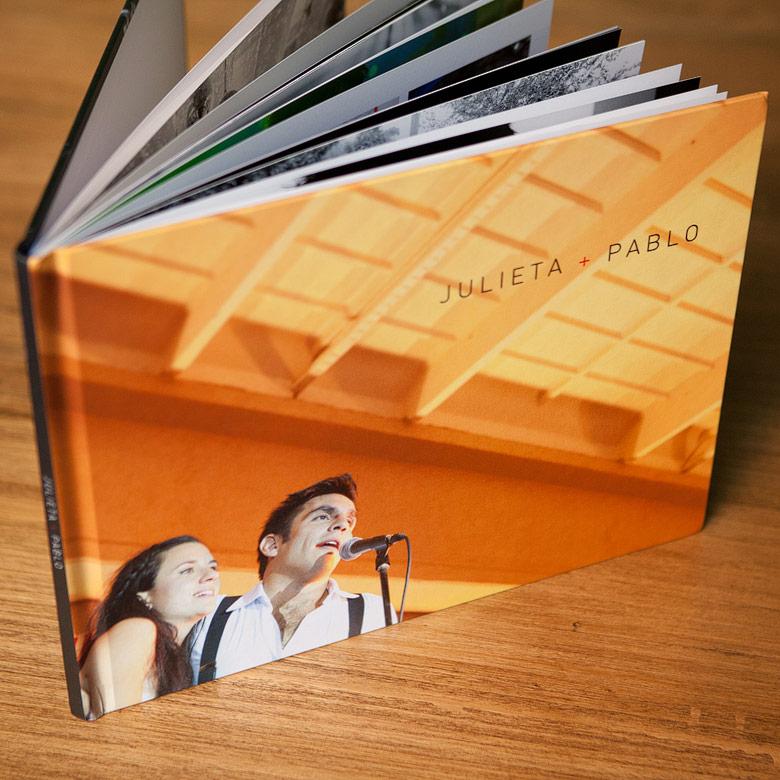 Foto-libro de boda