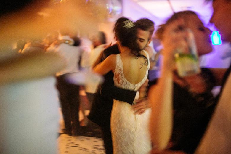 Fotografia artistica de casamiento