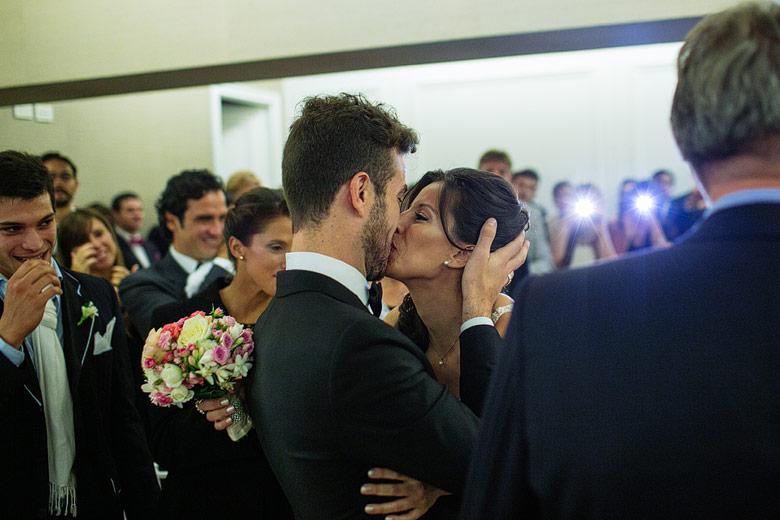 Fotografia espontánea de bodas