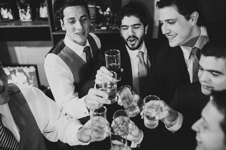 Fotorreportaje de bodas en Uruguay
