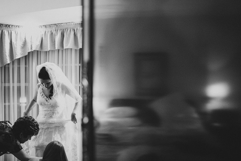 Documentary wedding photographer in Uruguay