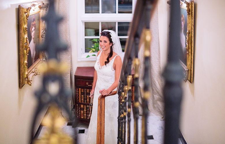 Preparacion de la novia en el Hotel Belmont, Montevideo