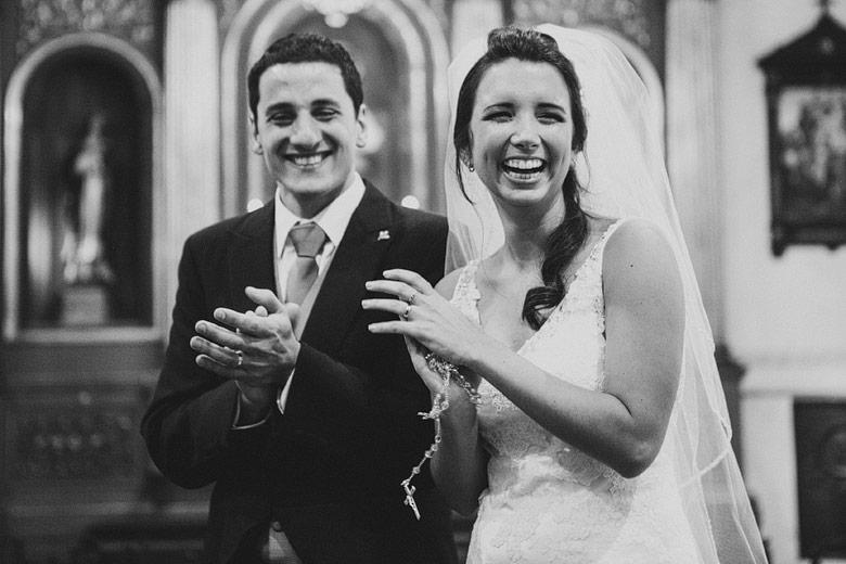 Fotografia periodística de casamiento en Uruguay