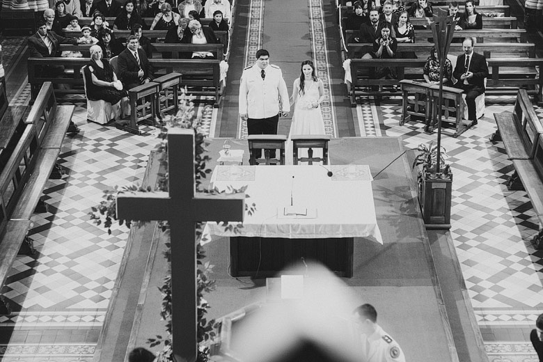 Casamiento en Basílica San Carlos y María Auxiliadora