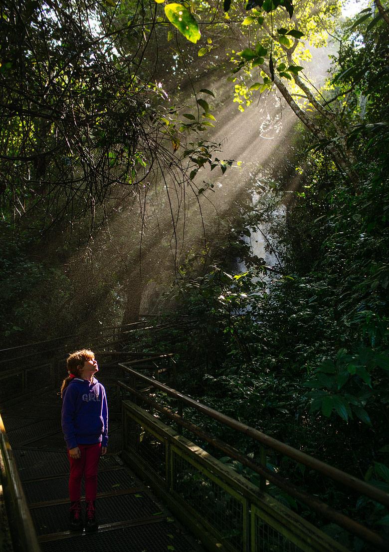 Fotografia de viaje en Cataratas del Iguazu