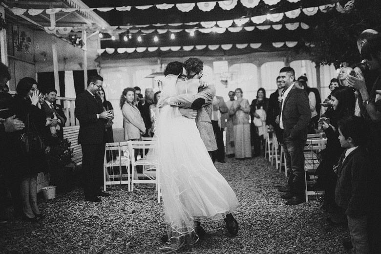 Fotografia de bodas no posada