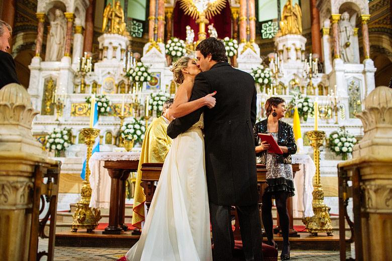 Boda en el Santisimo sacramento Retiro