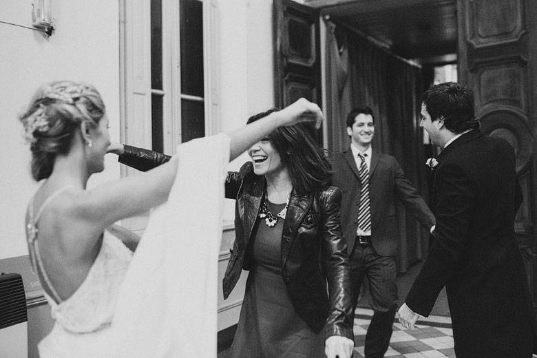 Fotografia de casamiento estilo Fotoperiodisticas