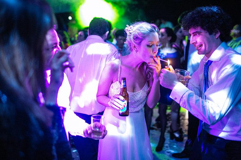 Fotos de casamiento modernas