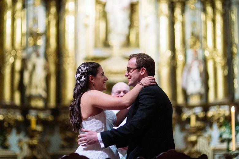 Casamiento en la Basílica Nuestra señora de la Merced