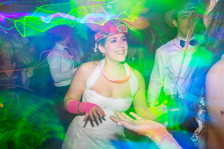 Fotografias de casamiento no tradicionales