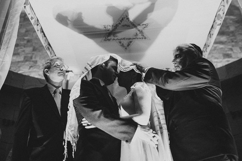 Fotografia de autor en casamiento