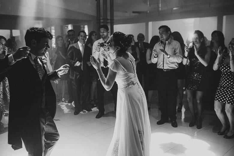 Fotos de casamiento con luz natural
