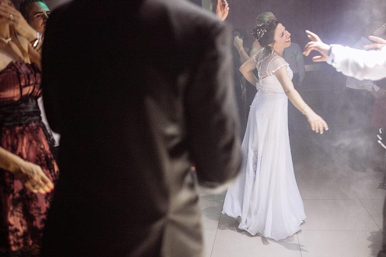 fotos no posadas de boda