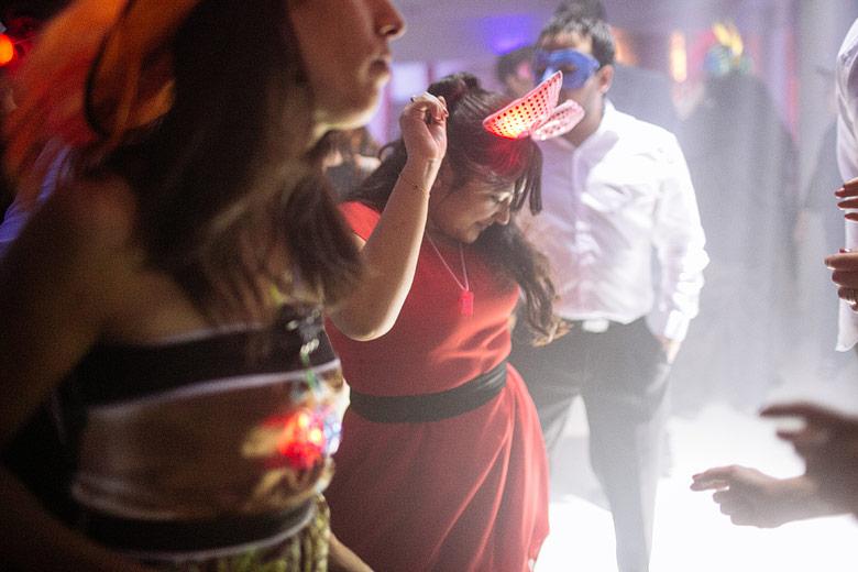 Dance wedding photographs