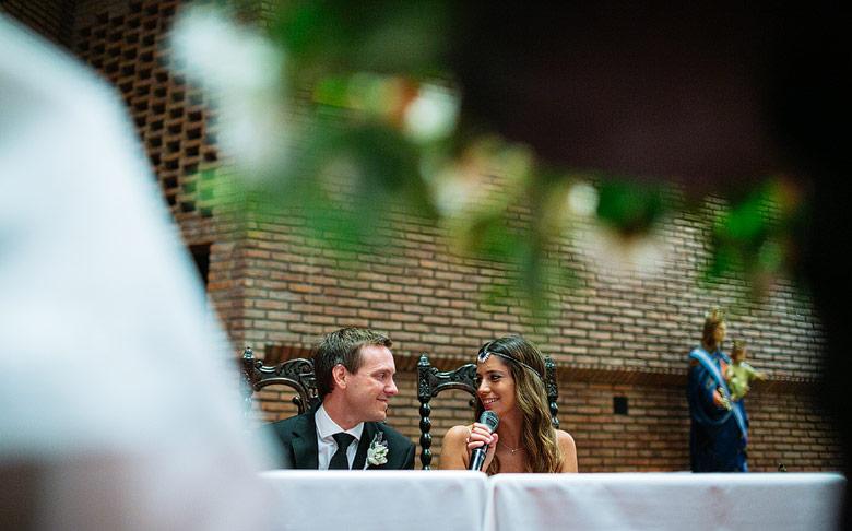 fotoperiodismo de boda en la Iglesia San Juan Bosco de San Isidro