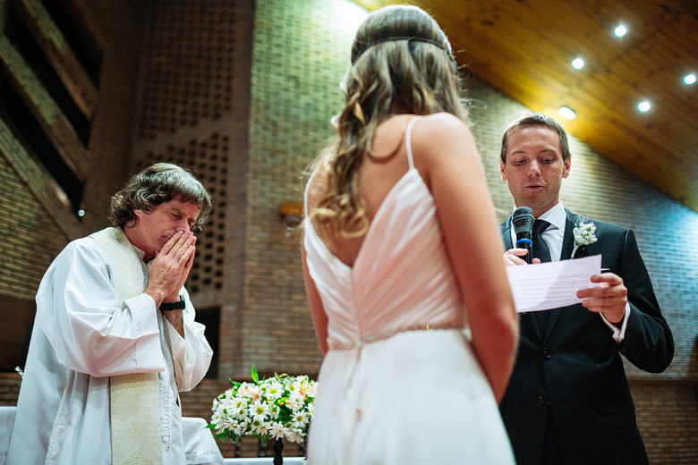 Fotos de Casamiento en Parroquia San Juan Bosco, San Isidro