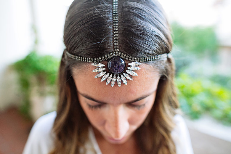 Peinado de novia by Feli Rocca
