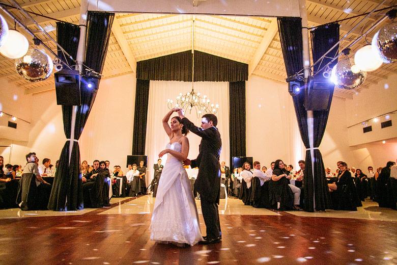 Baile del vals en infinity eventos salon design san isidro