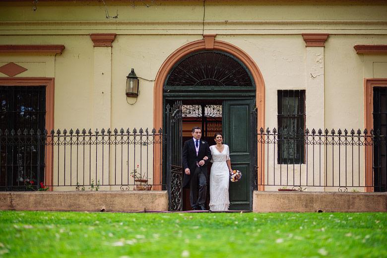 Ceremonia de boda en Carabassa
