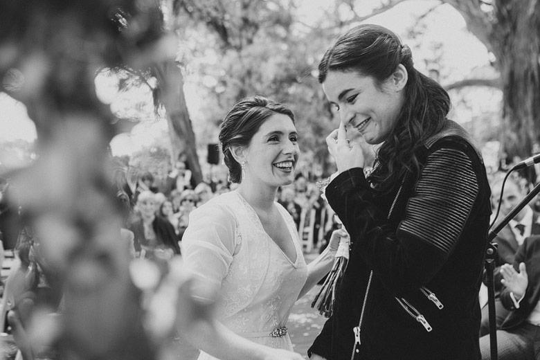 Snapshot wedding photos