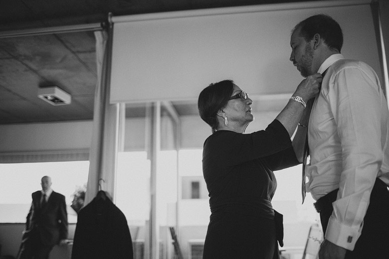 Fotoperiodismo documental de boda