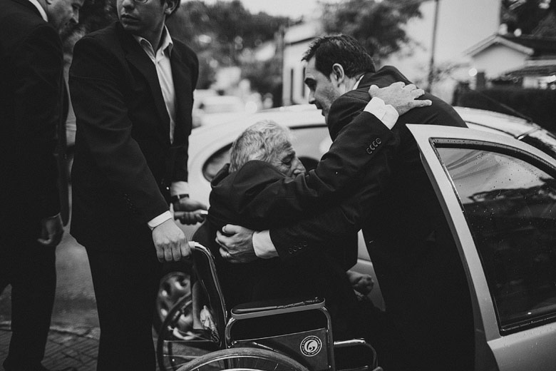 Foto documentalismo de boda en Argentina