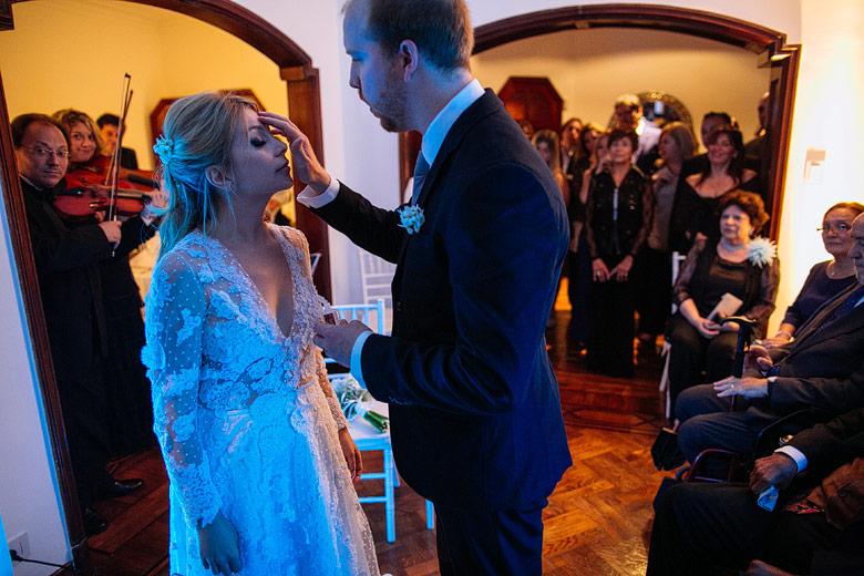 Casamiento DIY en casa particular de Olivos