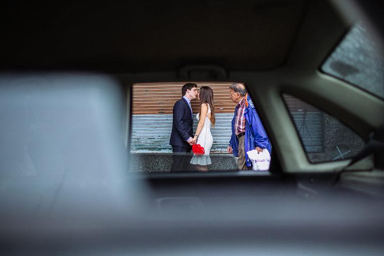 Fotos artisticas de casamiento civil