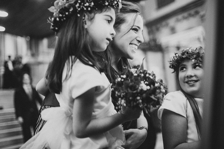 Fotografia estilo candid de boda
