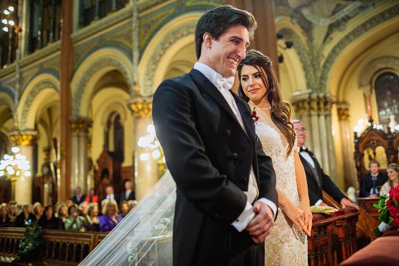Fotografia espontanea de boda