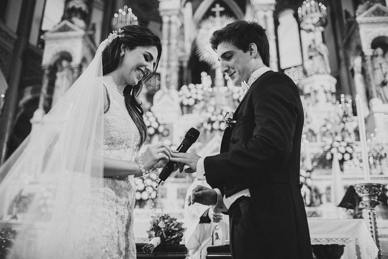 Casamiento en la Iglesia del santisimo sacramento de jesus, Bs As