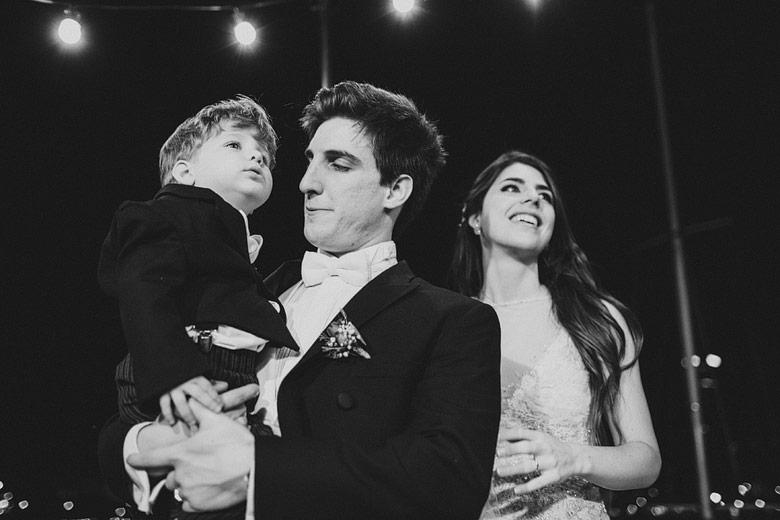 retratos de familia en casamiento