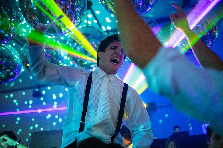 Fotos de boda sin flashes