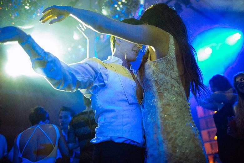 Fotoperiodismo de boda en el YCPM