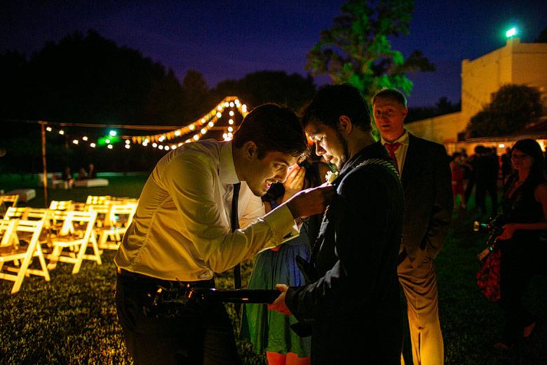 Fotorreportaje de boda
