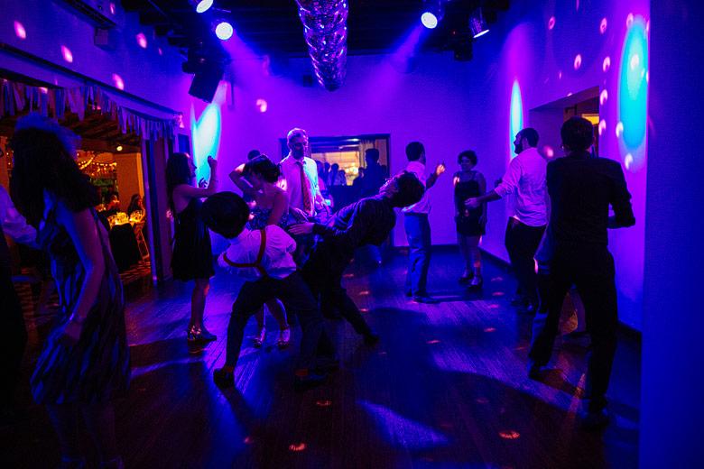Fotos pista baile Estancia La Linda
