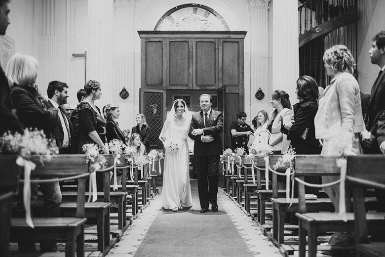 Casamiento en Iglesia San Francisco Javier