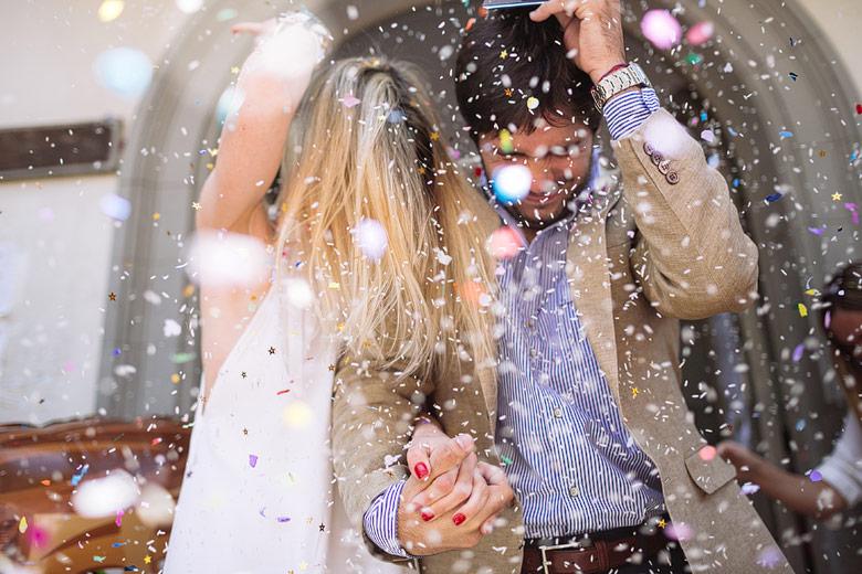 fotos de casamiento con mucha onda