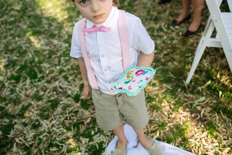 look de niño para boda
