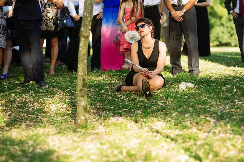 foto de casamiento casamiento informal