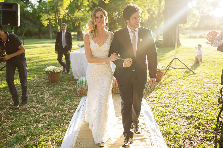 vestido de novia por Agustina Bohtlingk