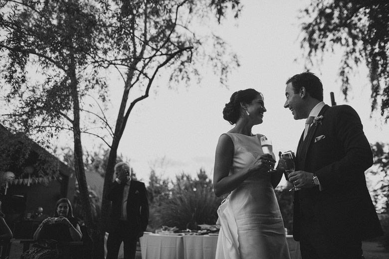 casamiento diurno en La Serena de Pilar