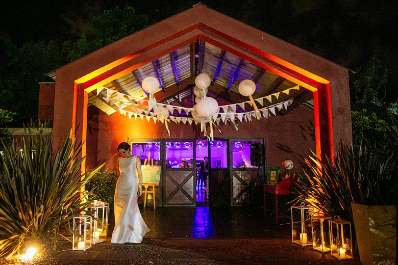 casamiento en la serena de pilar de noche