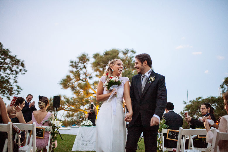 fotoperiodismo de bodas en el yacht club argentino san fernando yca