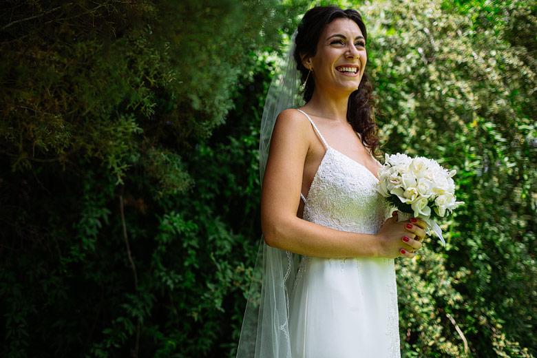vestido de novia por Gabriel Lage