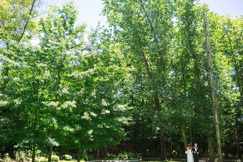 daylight wedding in Espacio Pilar 1