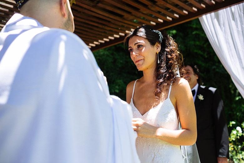 fotos de ceremonia judia al mediodia