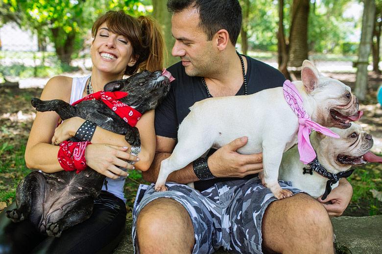 book de fotos con mascotas