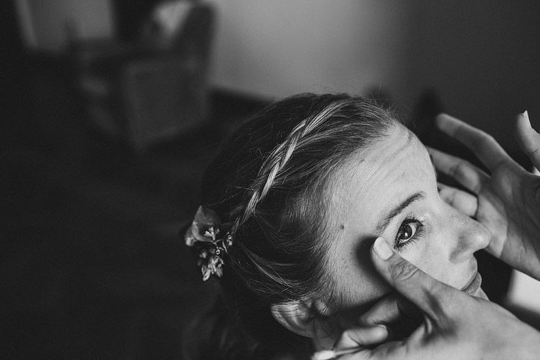 maquillaje de novia por clari firmat